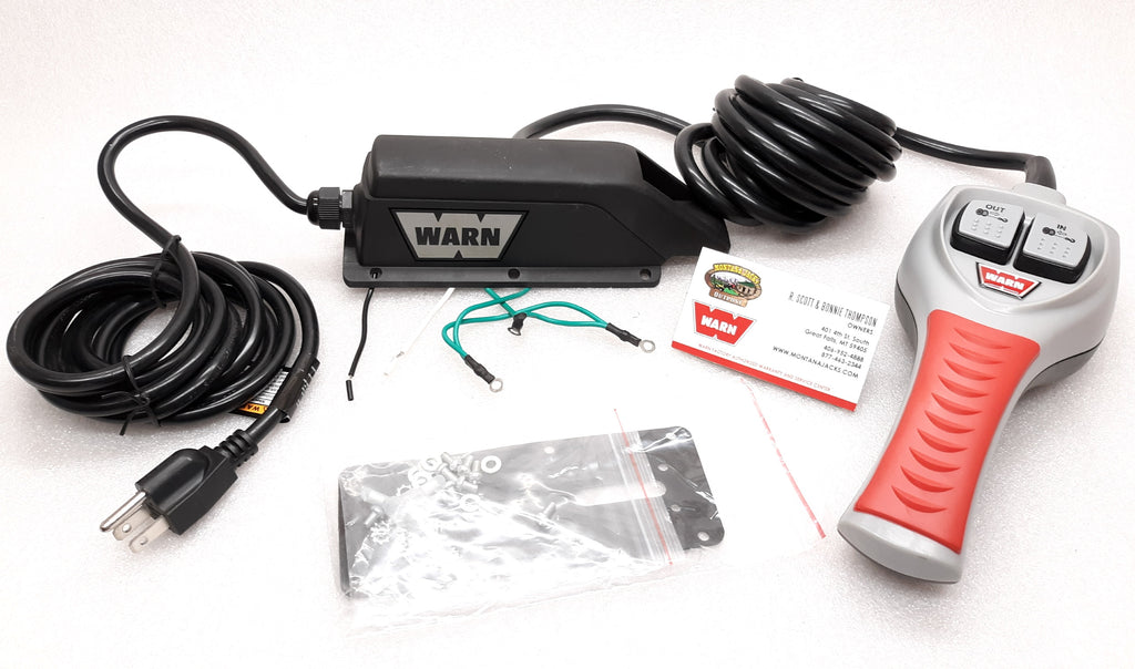 WARN 86480 Winch Control Assembly for 1500AC