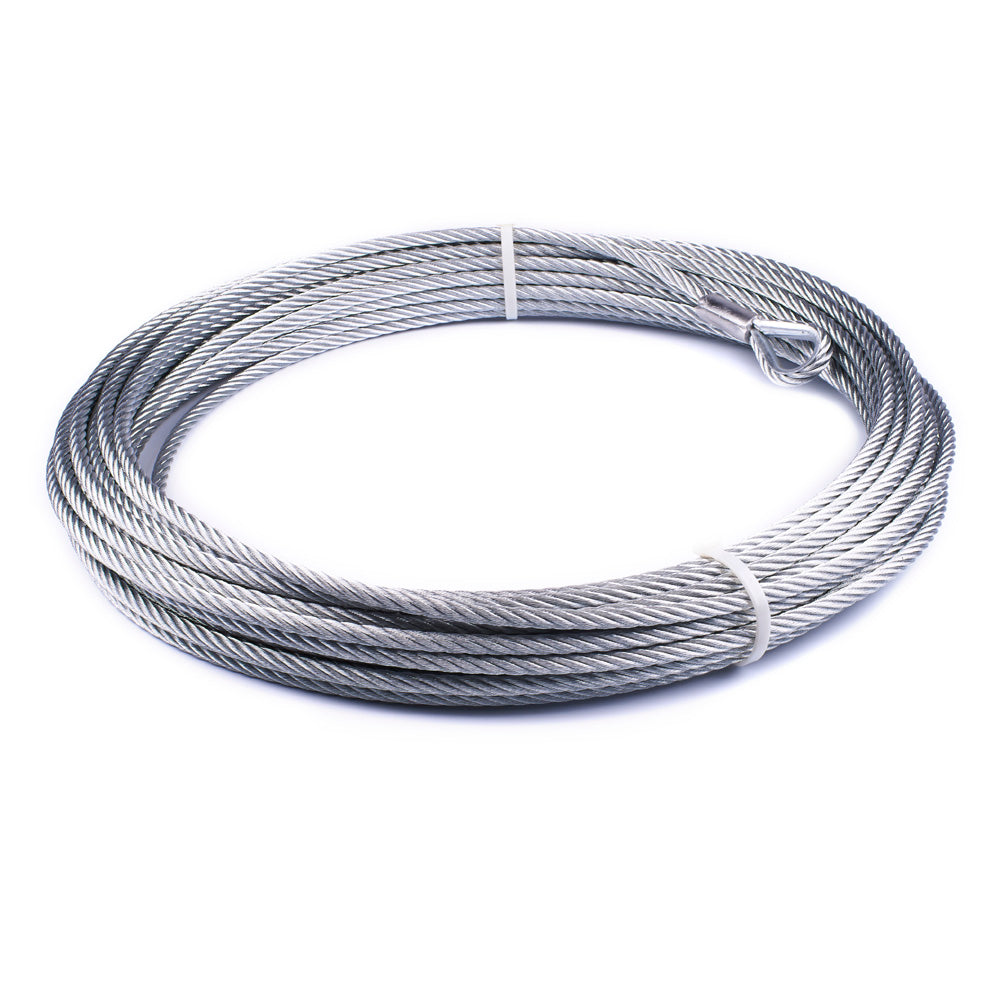 "WARN 86515 Winch Wire Rope for VR10000, VR12000, 3/8"" x 94'"