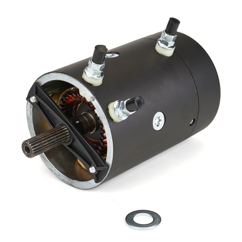 WARN 86537 Winch Motor 12v, for VR12000 Truck Winch
