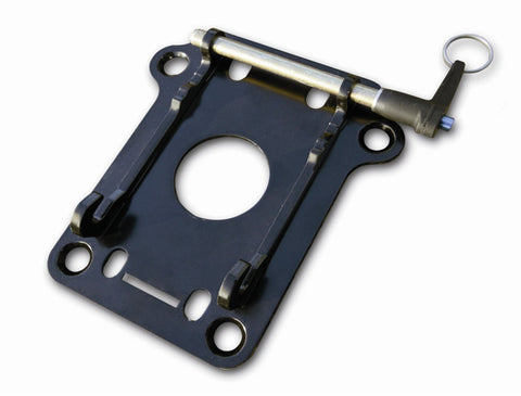 WARN 86600 Portable Winch Carry Plate for BMW F800GS