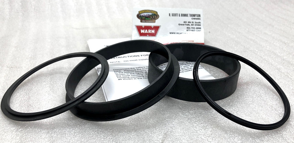WARN 8680 Lower Housing Seal & Bushing Service Kit for 8274 Winch