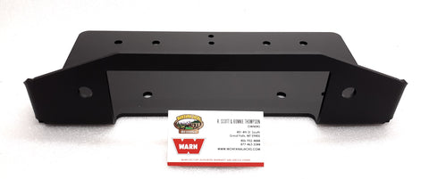 WARN 87398 Fairlead Mounting Bracket