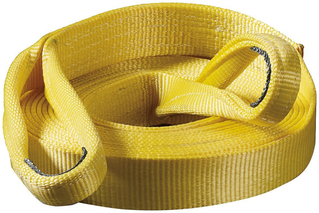 "Warn 88913 Standard Recovery Strap 3"" x 30'"