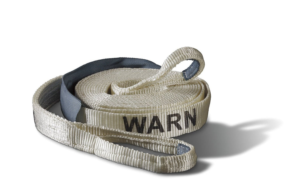 "Warn 88922 Premium Recovery Strap 2"" x 30'"