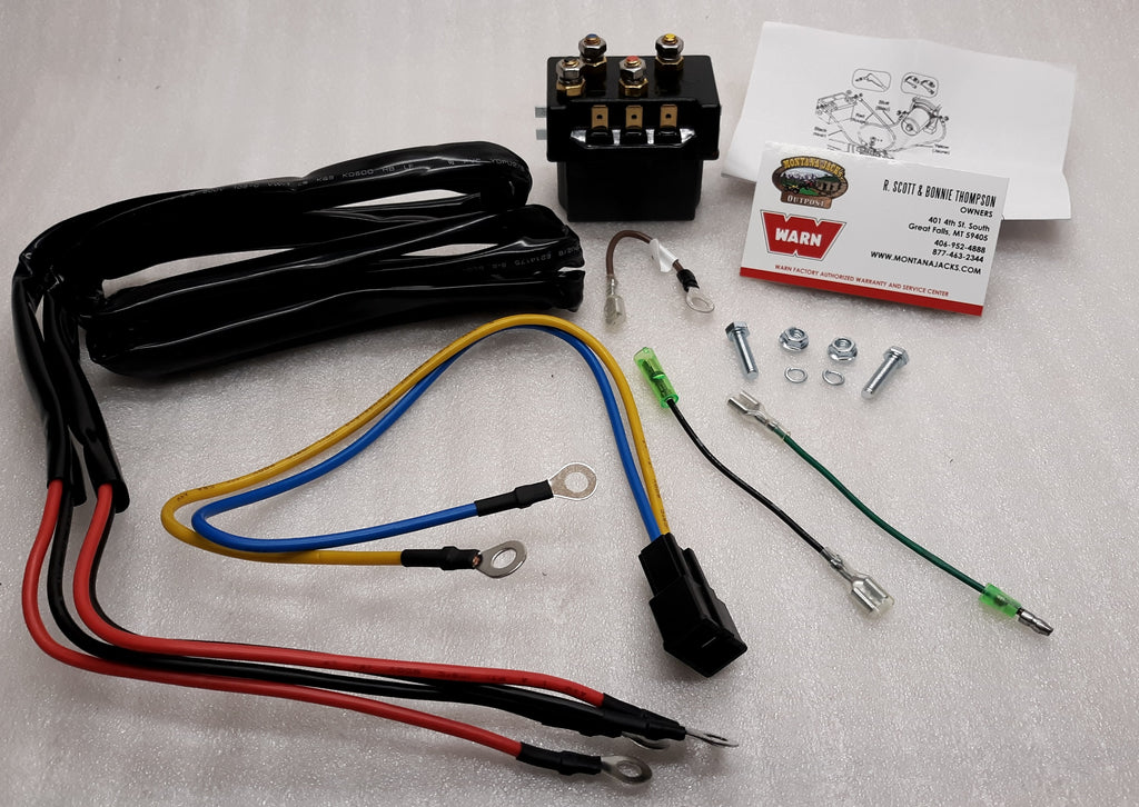 WARN 89151 Contactor Kit for ProPivot