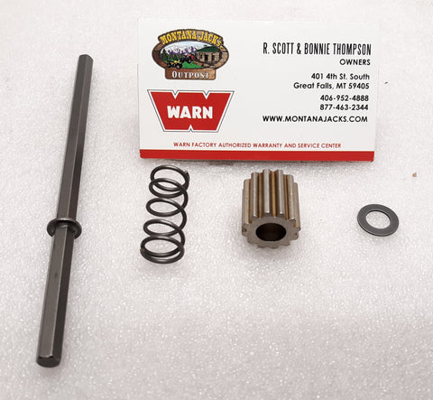 WARN 89554 Drive Shaft Kit for Vantage 2000 ATV Winch