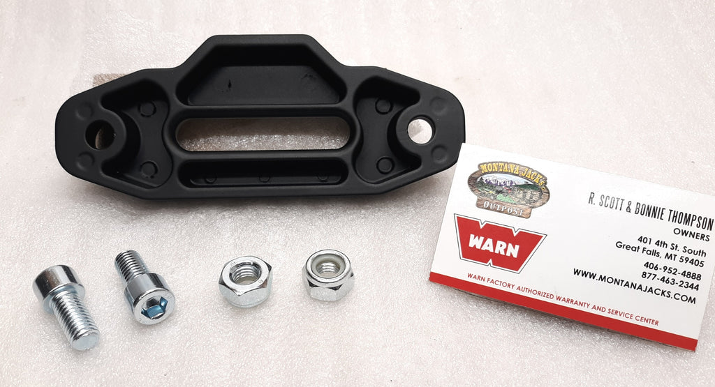 WARN 89568 ATV Hawse Fairlead for ProVantage 2500/3500, Vantage 2000/3000