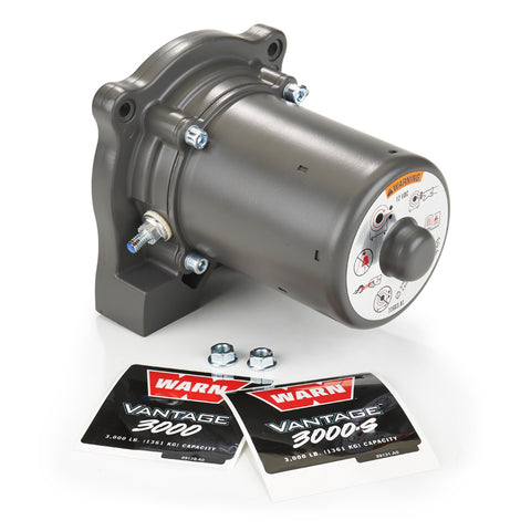 WARN 89569 Winch Motor for Vantage 3000 & 3000-S ATV/UTV Winch