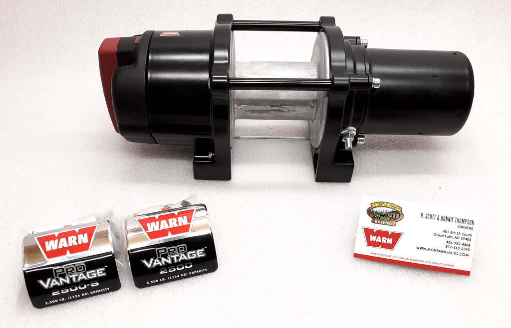 WARN 89602 ProVantage 2500 Replacement Winch