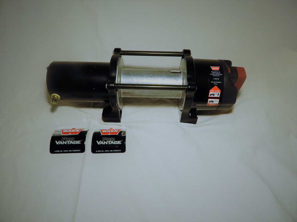 Warn Replacement Winches PV4500 89604
