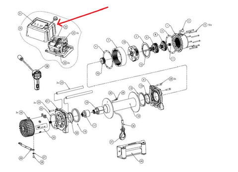 Winch & Hoist Electrical Accessories – Page 3