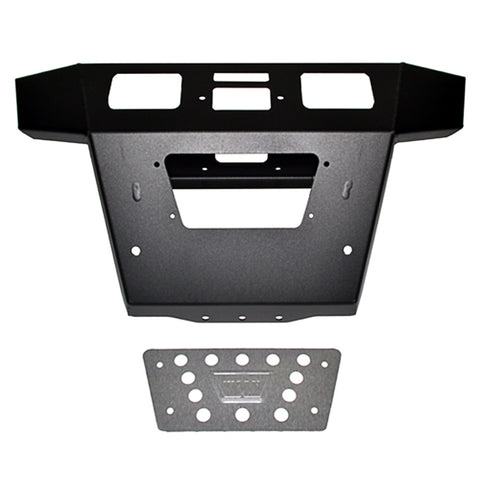 WARN 90794 UTV Bumper/Winch Mount for 10-13 Polaris Ranger Midsize 400/500/800
