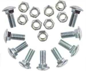 WARN Snow Plow Wear Bar Bolt Kit