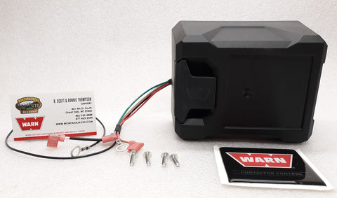 WARN 90913 Winch Control Pack Cover