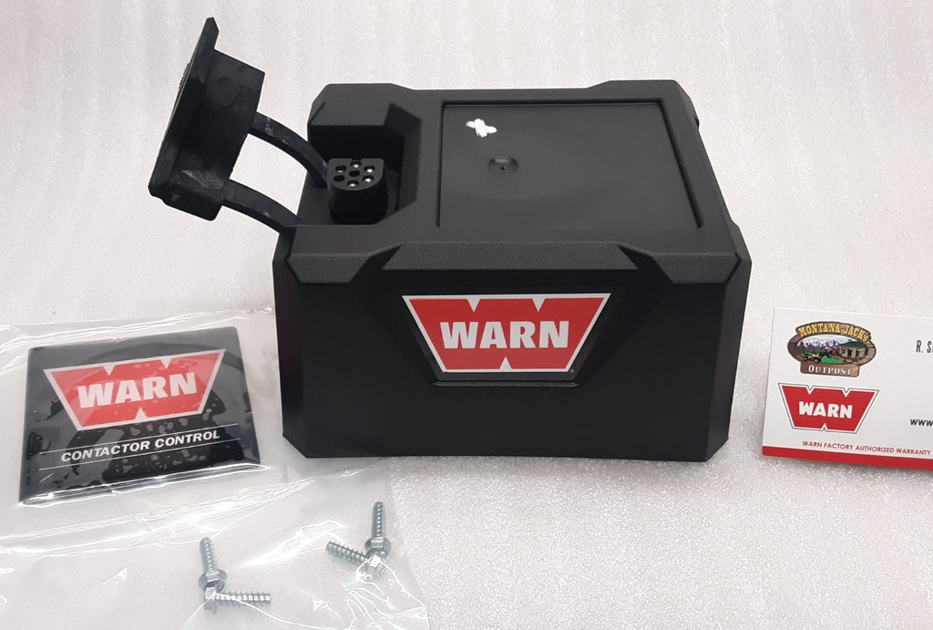 WARN 90927 Control Pack Cover, Large Frame