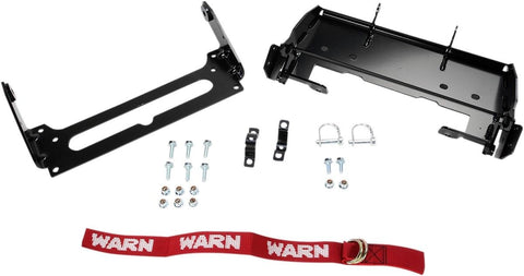 WARN 91255 UTV Plow Mount for Can-Am / Bombardier