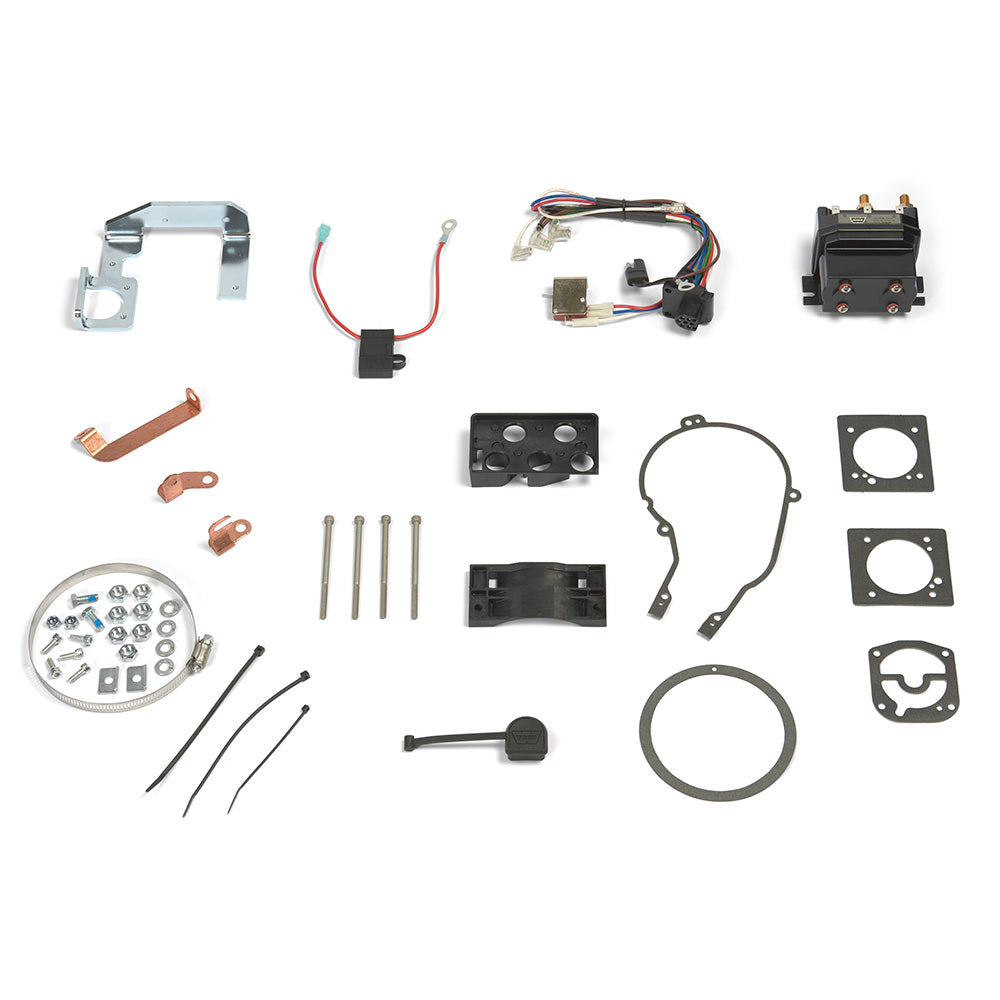 Warn Powerplant 95 Truck Winch Parts Montana Jacks Outpost Power Plant Wiring Diagram 91818 Contactor Solenoid Upgrade Kit