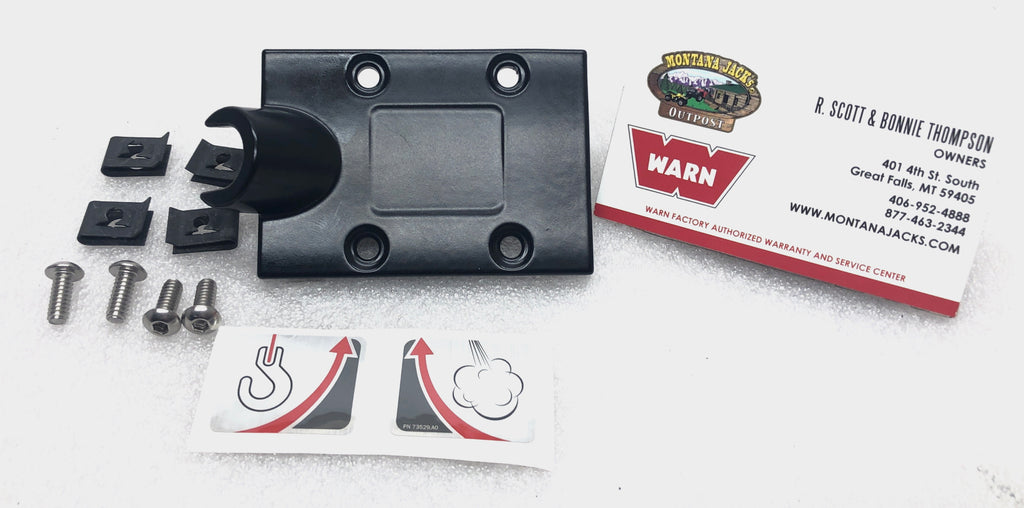 WARN 91824 Winch Mode Switch Cover for PowerPlant 9.5 & 12 Winches