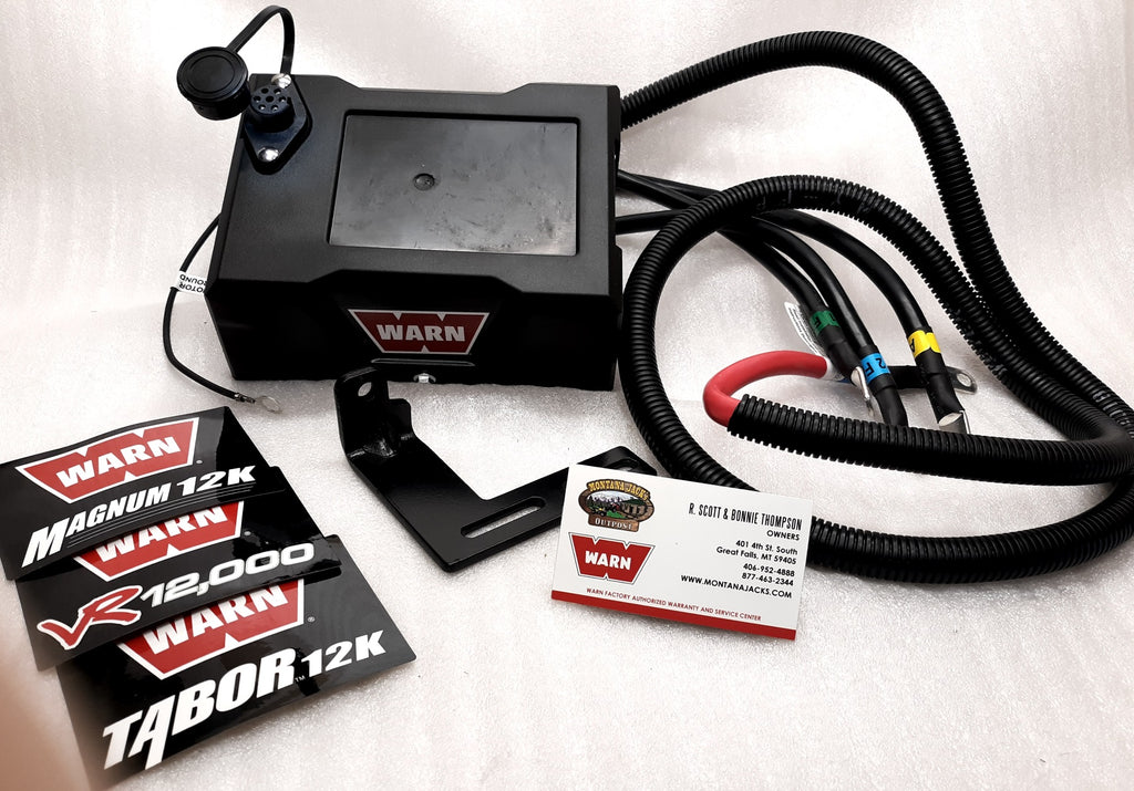 WARN 92075 Winch Control Pack for VR12000 on