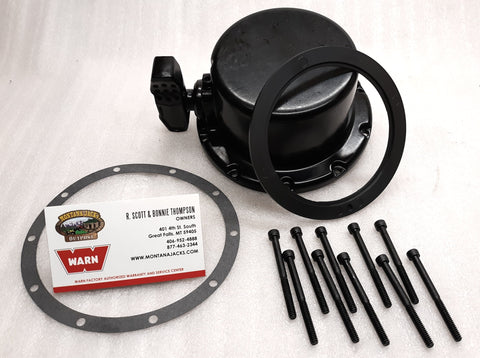 WARN 92083 Gear End Housing kit for VR10000/12000 Winches