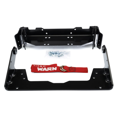 WARN 92156 UTV Front Plow Mount for 2014-19 Yamaha Viking