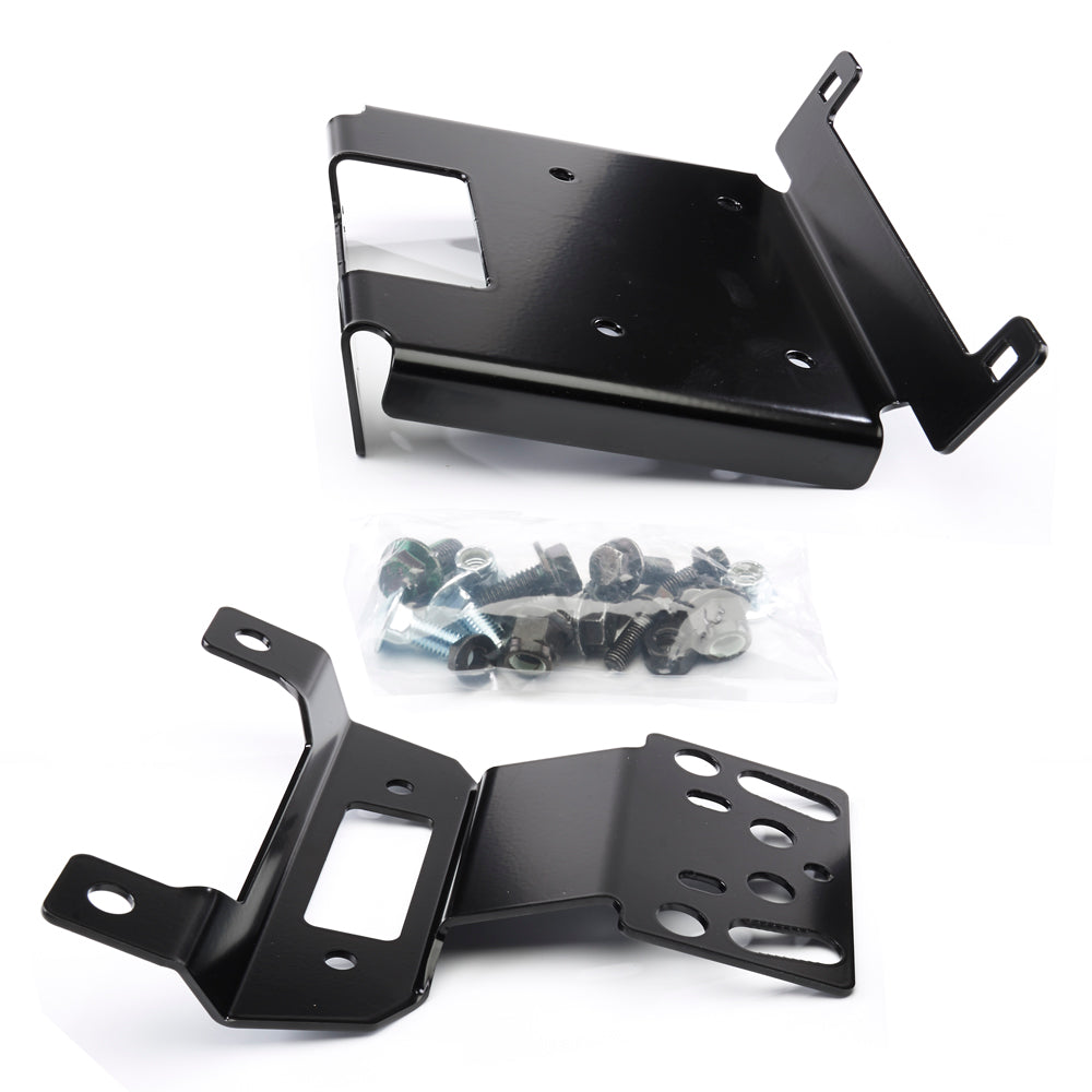 Warn 92332 UTV Winch Mount for 2014-17 POLARIS RZR 900/1000