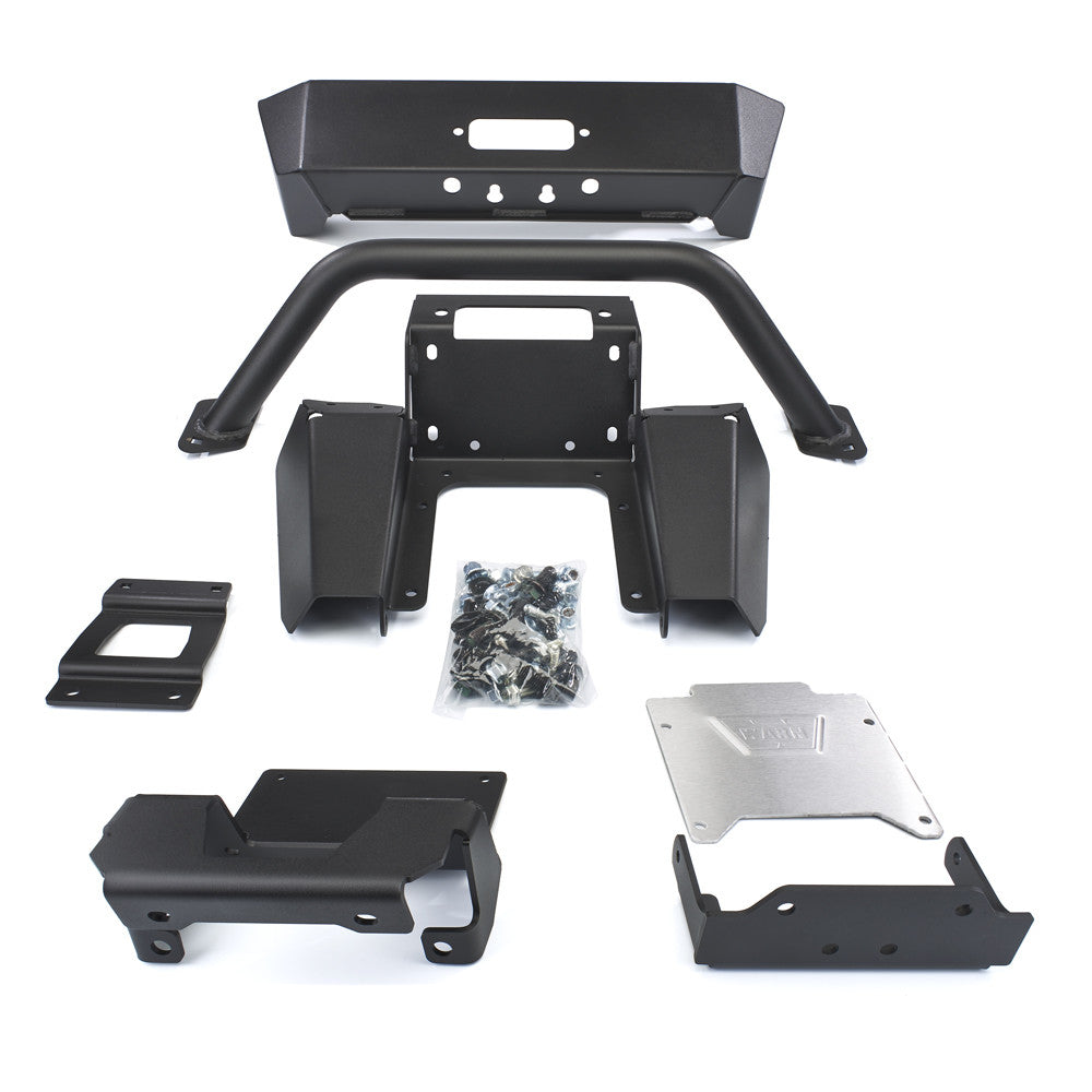 WARN 92337 UTV Bumper for 2013-14 Polaris RZR 1000 (XP) 4x4
