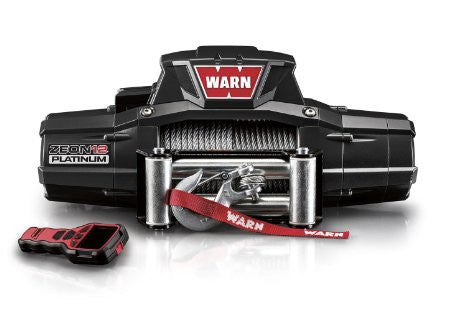 WARN 92820 ZEON 12 Platinum Winch
