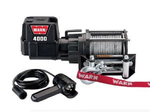 Warn 94000 - 4000 DC Utility Winch