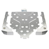 WARN 94330 ATV Chassis Body Armor for Polaris