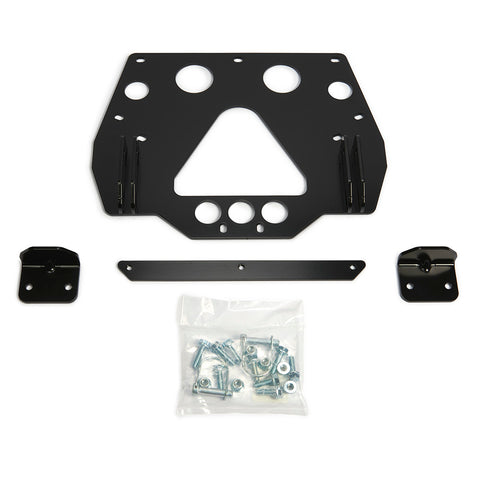 WARN 95848 ATV Center Plow Mount for 2014-17 Polaris Ace 325/570/900