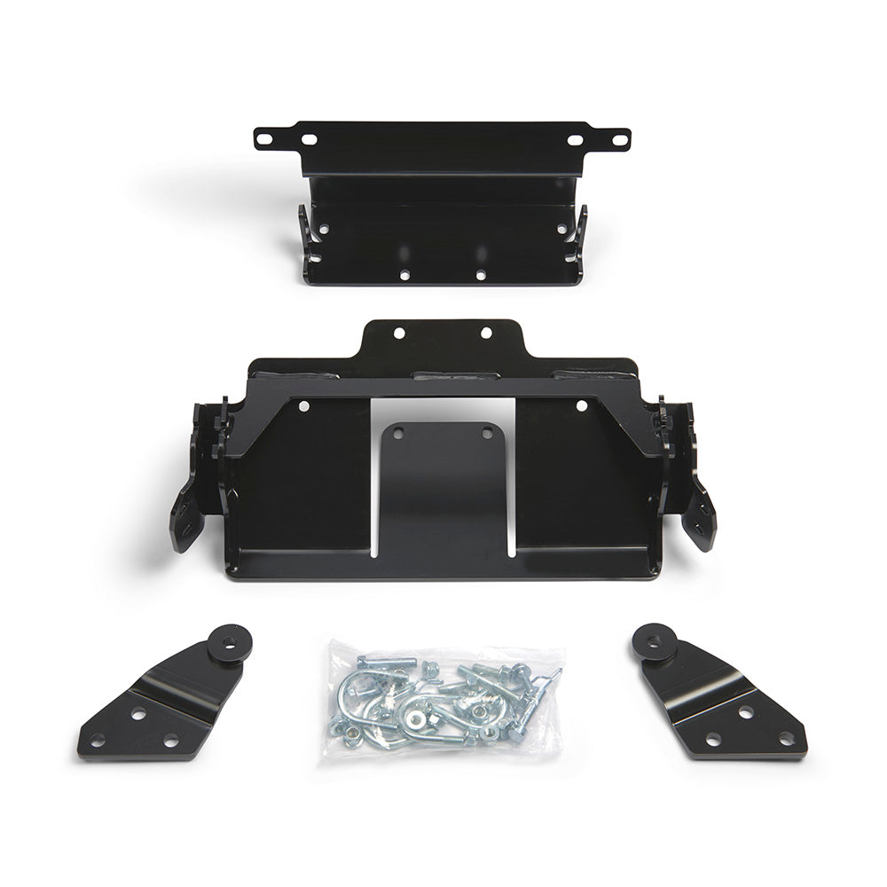 WARN 96990 UTV Plow Mount for 2017 Kawasaki Mule