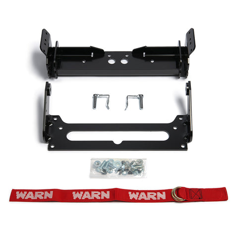 WARN 97340 UTV Front Plow Mount for 2016-17 Polaris General 1000