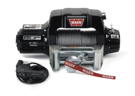 WARN 97550 9.5cti thermometric winch, 9500 lb