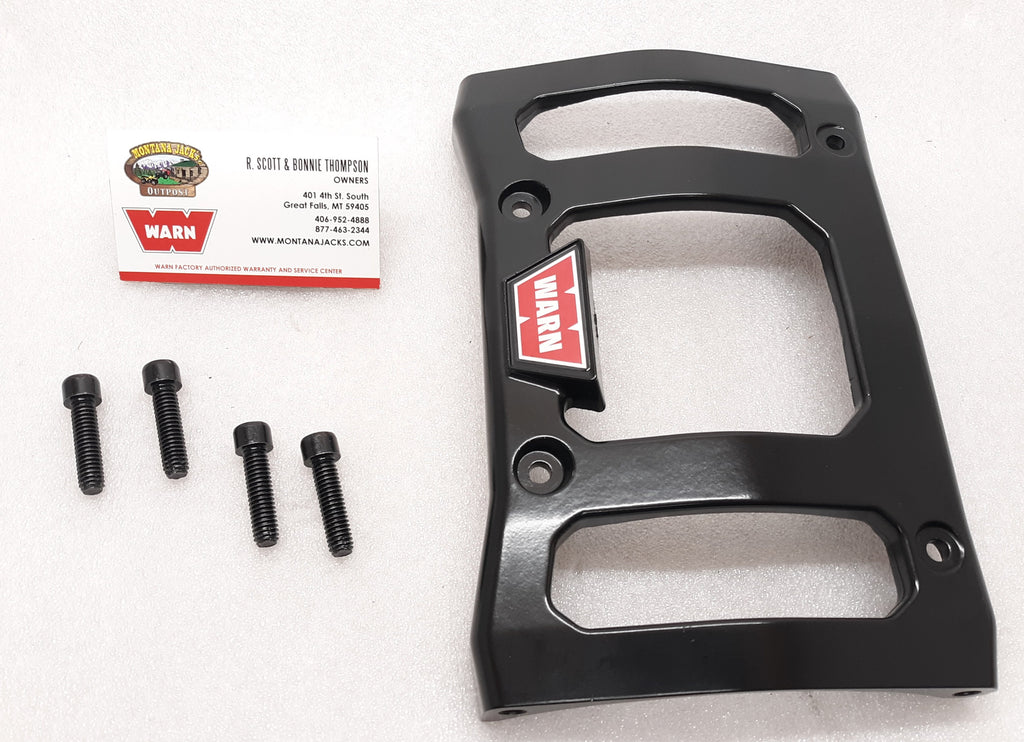 WARN 97781 Tie Plate Kit for Gen II VR Winch