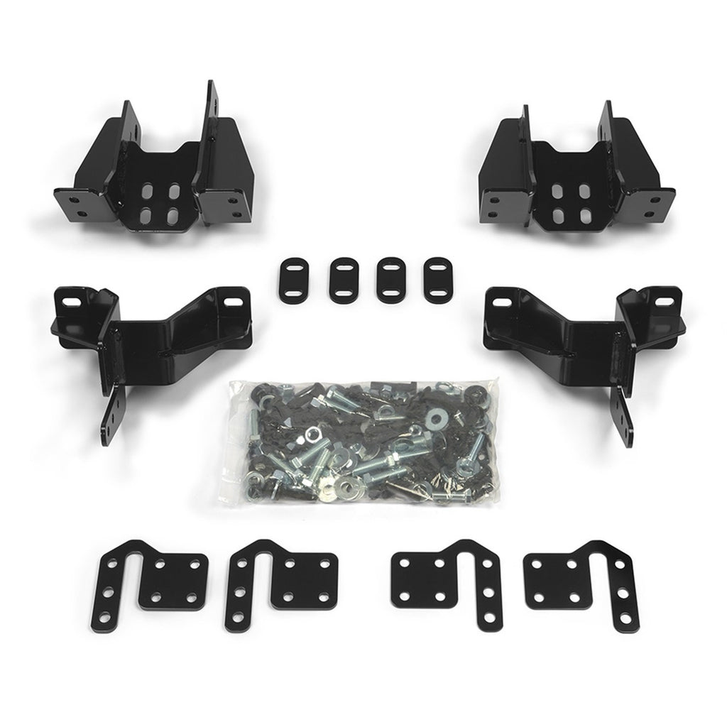 WARN 98080  Gen II Trans4mer Winch Mount Bracket Kit
