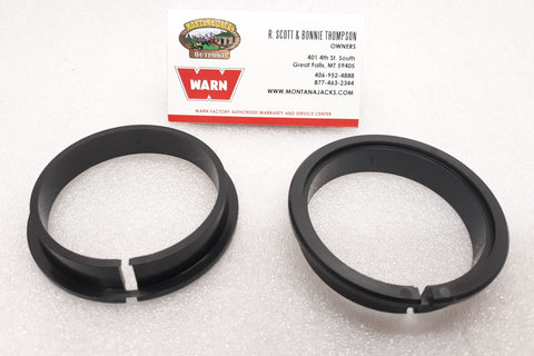 WARN 98349 Nylon Drum Support Bushing (Pair)