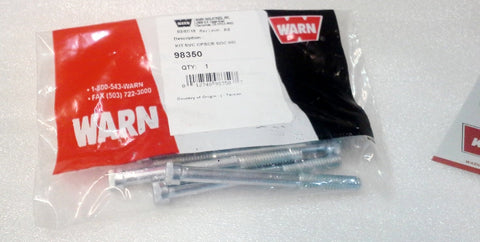 WARN 98350 Pack of 10 #15603 Gear Housing Screws 1/4-20 x 3
