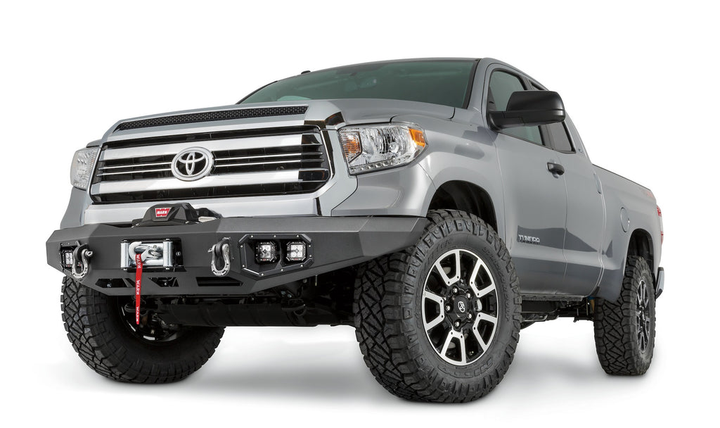 WARN 99777 Ascent Front Bumper for 2014-18 Toyota Tundra