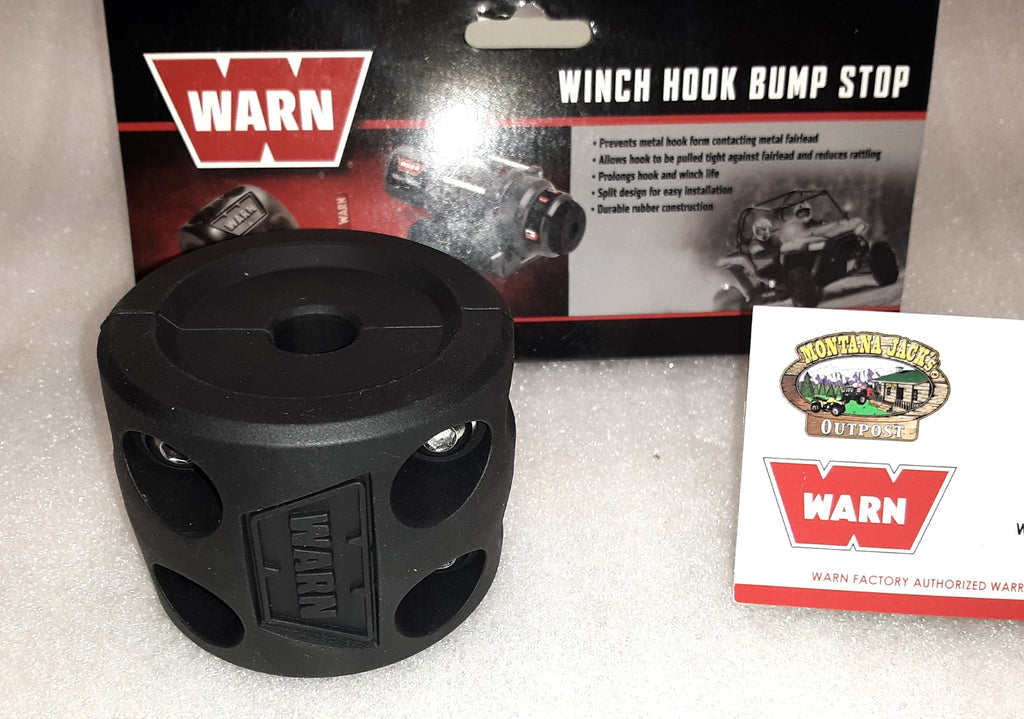 WARN 99944 Winch Hook Bump Stop