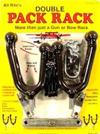 ALL RITE PR2 Double Pack Rack Tubular Mount