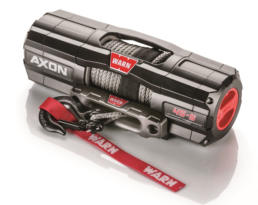 WARN 101140 AXON 45-S Synthetic ATV/UTV Winch