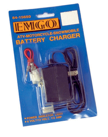 BATTERY TENDER Battery Charger 6V-12V