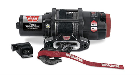 WARN ProVantage 2500S Winch With Synthetic Rope