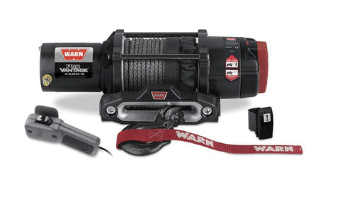 WARN ProVantage 4500S Winch With Synthetic Rope