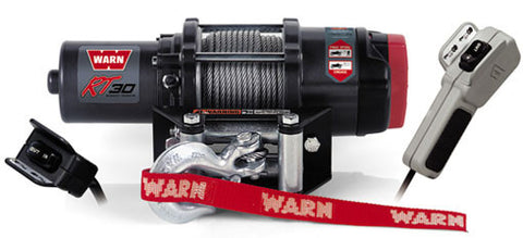 WARN 81654 -24v DC 3000 lb Winch RT30 KIT
