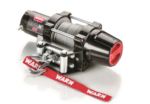 WARN 101025 VRX 25 ATV Winch, Lifetime Warranty!