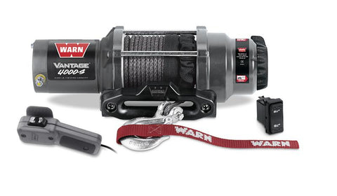 WARN Vantage 4000 Synthetic Winch PN 89041