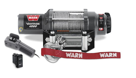 WARN Vantage 4000 part no. 89040