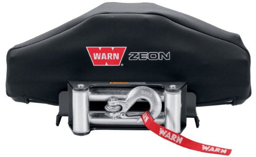 WARN 91415 Neoprene Winch Cover for ZEON 8, 10 and 12 Winches